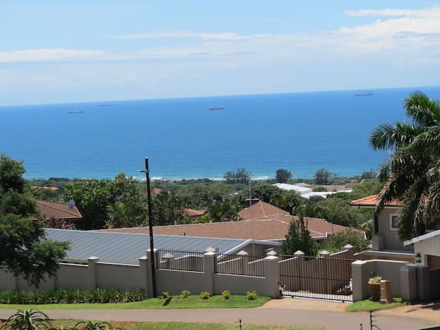 Sunny Seagull in Durban North/Glenashley seaviews