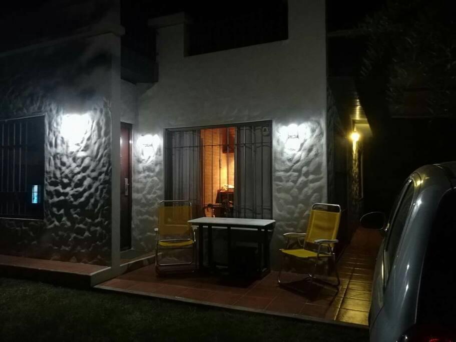 Calidez en la noche
