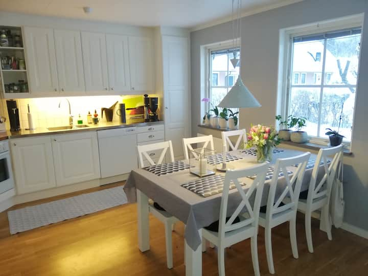 Familjehus i Danderyd, Stockholm