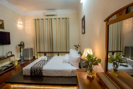 Saigon B&B - Master Bedroom - ホーチミン市