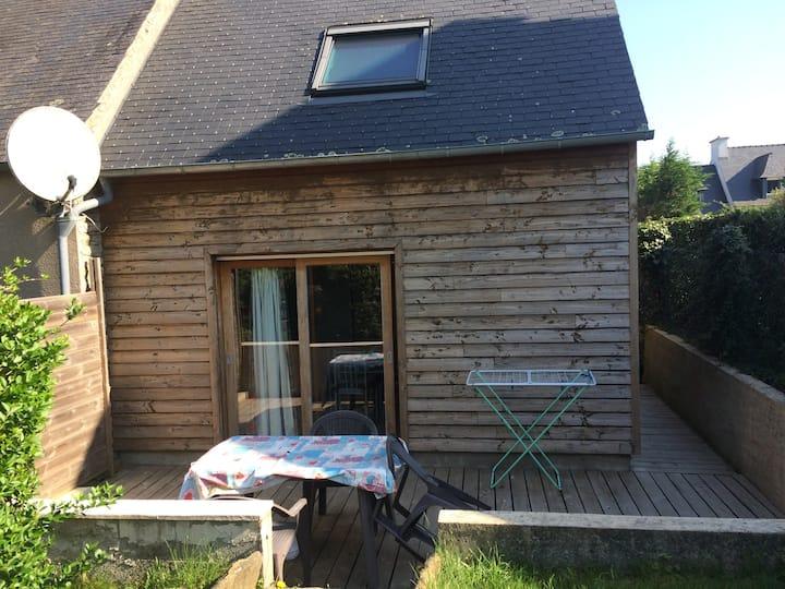 Beau studio en Duplex avec terrasse