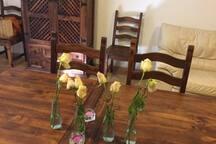 UN PENSIERO LASCIATO DAI MIEI OSPITI :Grazie Gabriele ho molto gradito i tuoi  fiori.  Mara