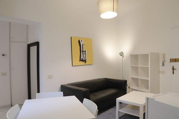 2 bedroom apartment close to Firenze SMN