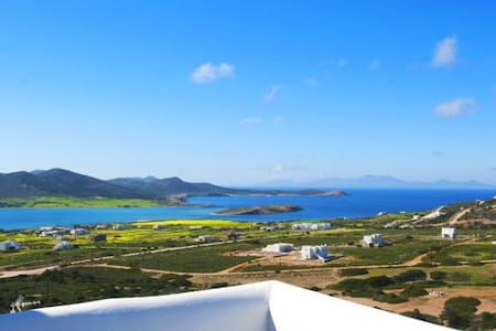 2 Bedroom Seaview Maisonette - Antiparos