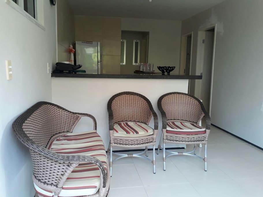 sofás e cadeiras- sala