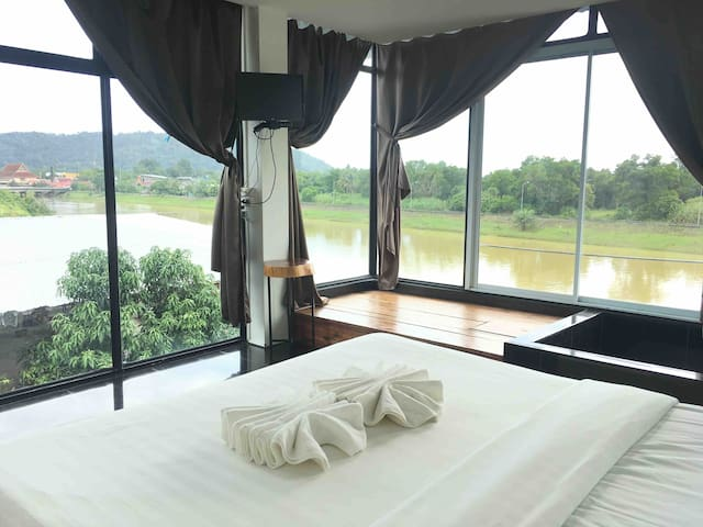Takua Pa River View Room @NAVA TARA RESORT