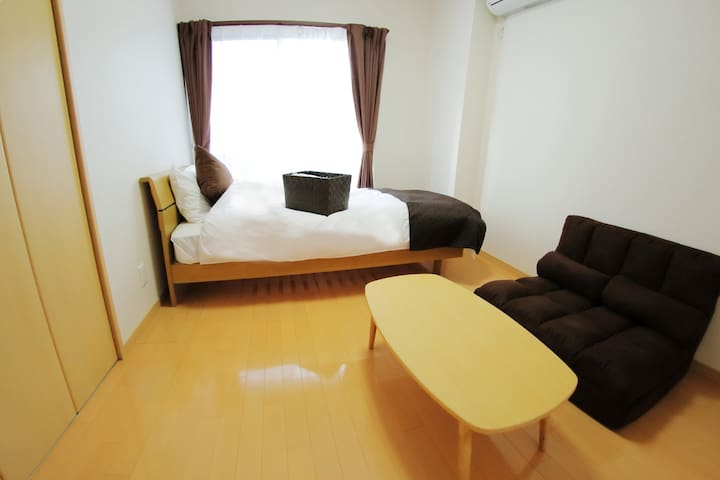 For both short and long stay. 27 - Kita-ku, Niigata-shi - Apartament