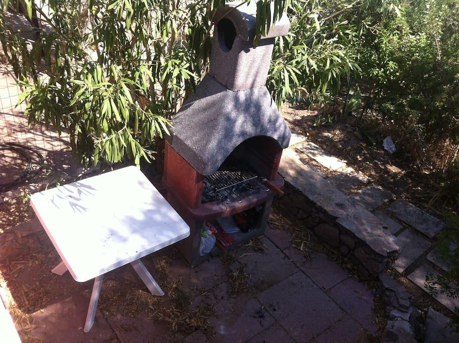 Angolo barbecue