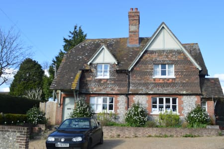 Compton Compton Cottages in the heart of the Downs - Compton - Ház