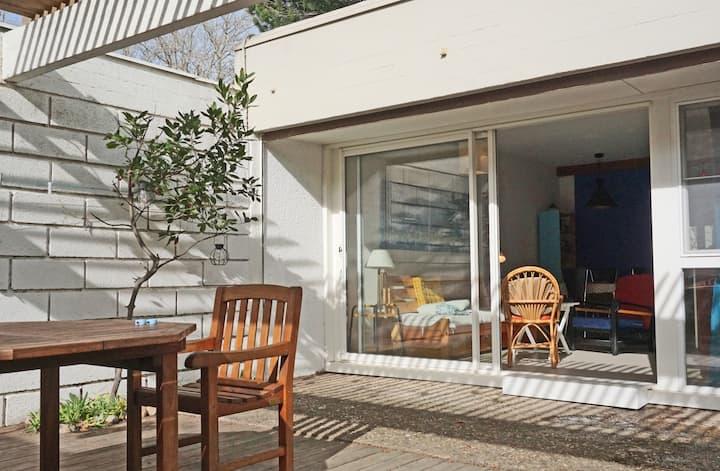 Jolie villa, jardin et parking à 300m de la plage