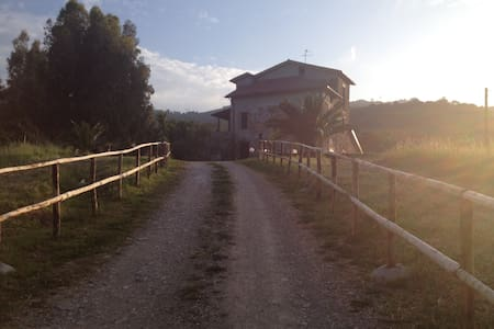 Agriturismo Agricamper b&b Antica conca d'oro - Bed & Breakfast