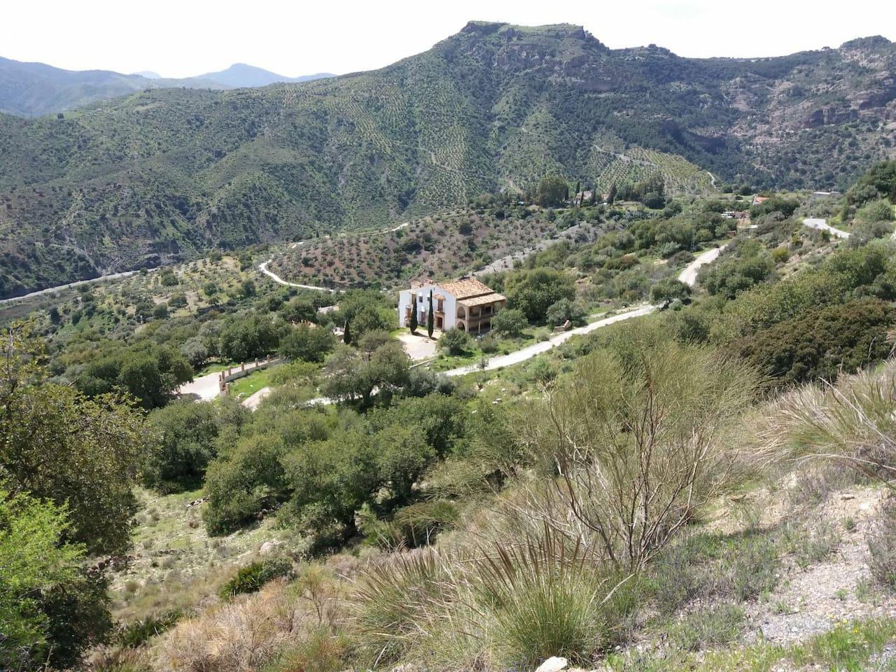 Refugio de escaladores El Chorro