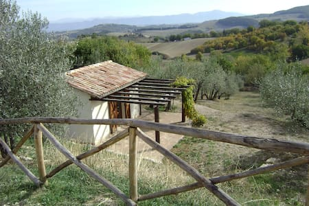 """Casetta nel complesso """"Casa Nini"""" in Umbria"""