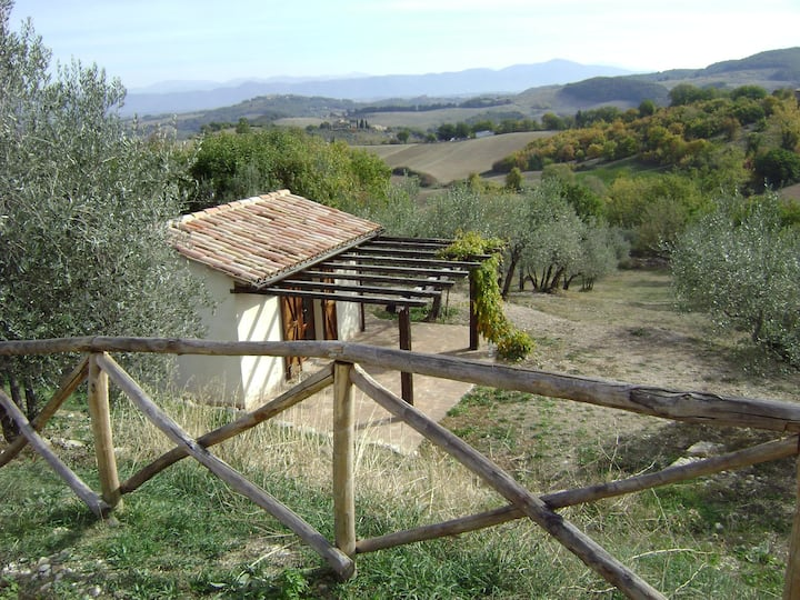 Casetta vicino Todi in Umbria
