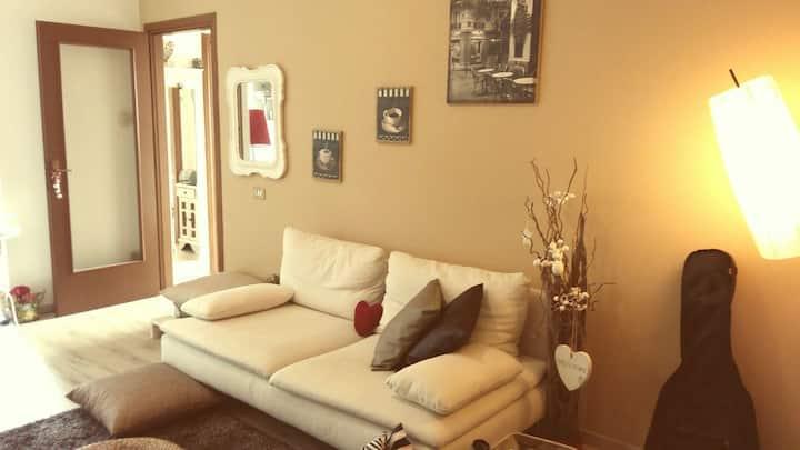 Cozy new renovated apt near Venice