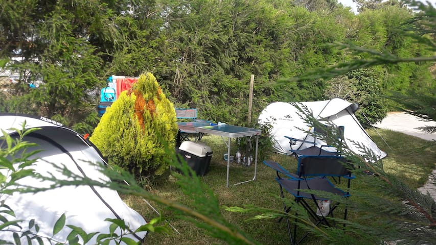 Sintra Camping Farm with Amenities 1 (Your Tent)