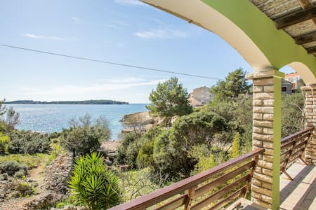 Holiday house Sevilia / Two bedrooms - Vela Luka - Wohnung