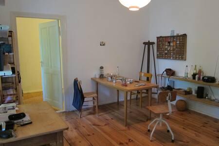 Complete 2 room studio kreuzberg 36 - 柏林