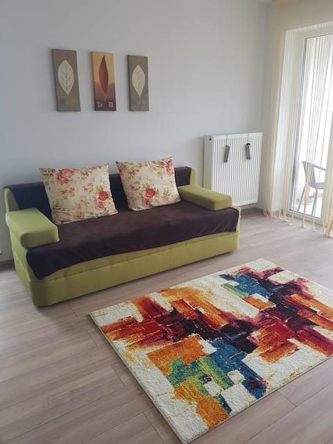 Modern, bright, cozy Giannida Studio Brasov