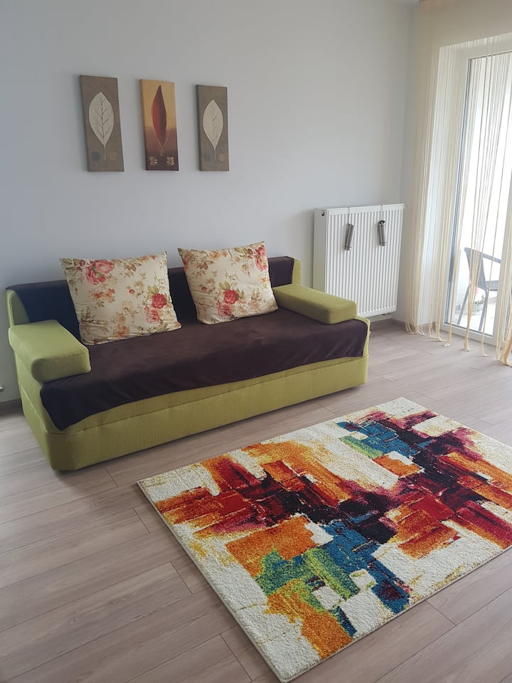 Modern, bright, cozy Giannida Studio Brasov