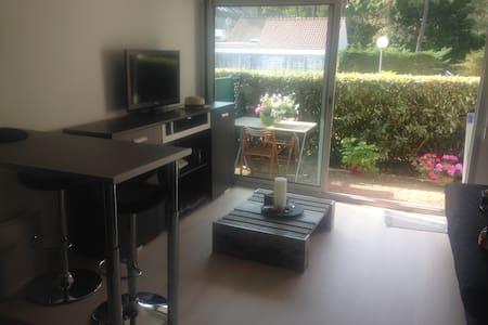Studio coquet , wifi a stella plage/le touquet