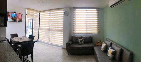 Nancabez IV departamento 3 habitaciones Tonsupa