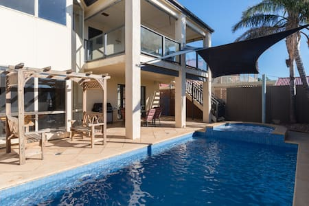 Massive Mansion with Pool in Hallett Cove Beach