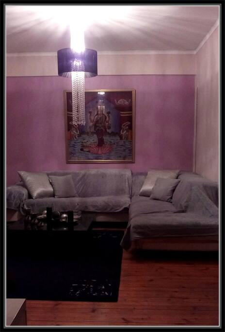Living room Σαλόνι