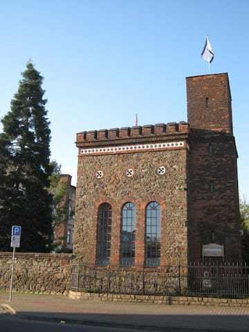 Gäste- und Ferienburg Wasserkunst 1849  Wilhelm