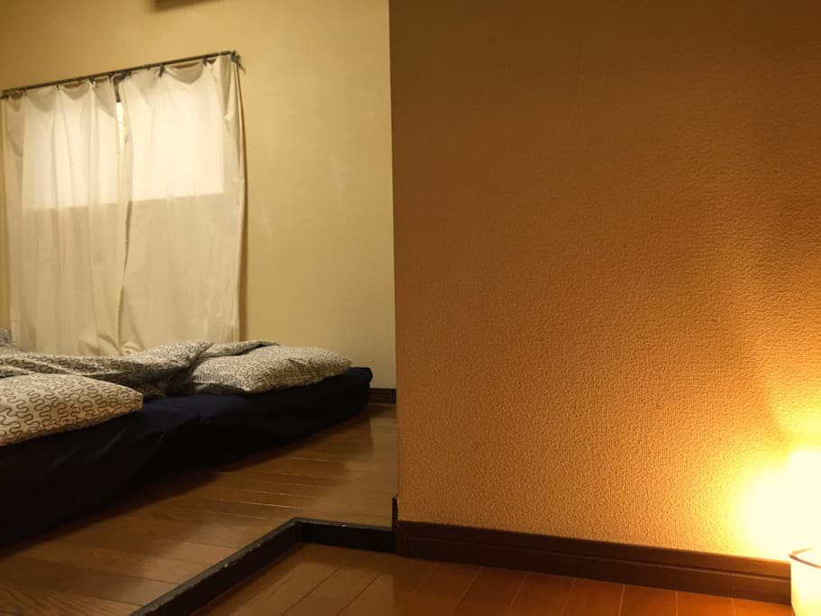 Private Bed Room(Capacity:2 people)