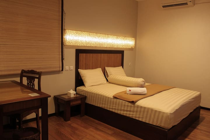 Single Bed - Banjarmasin Tengah - Boutique-hotell