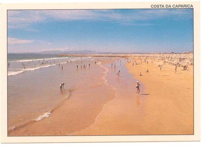 Bel Appart. a 300 mètres de la Plage - Costa da Caparica - Apartamento