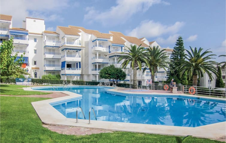 Holiday apartment with 2 bedrooms on 60 m² in Alcossebre