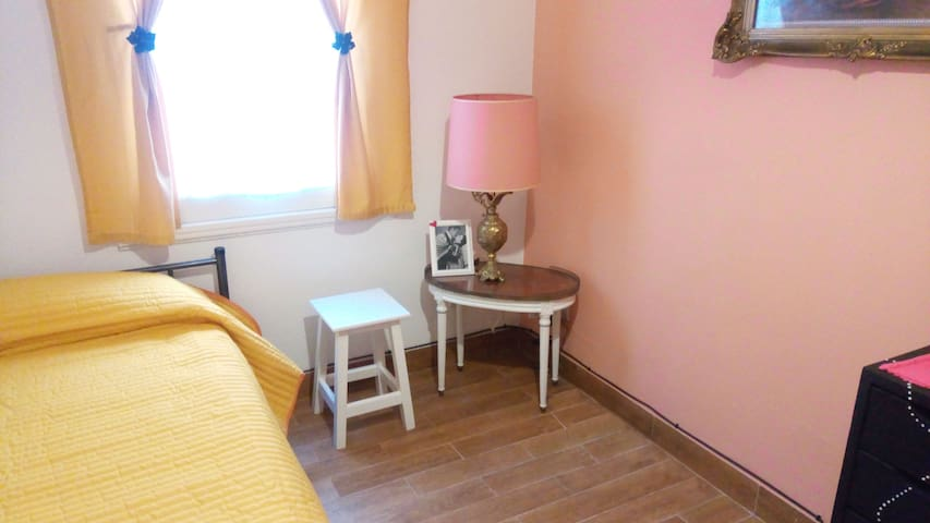 Habitación de huespedes/ Guests room