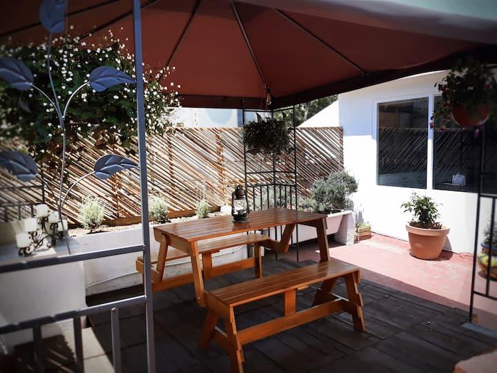 ★Departamento Premium  Roof Garden en Escandón★
