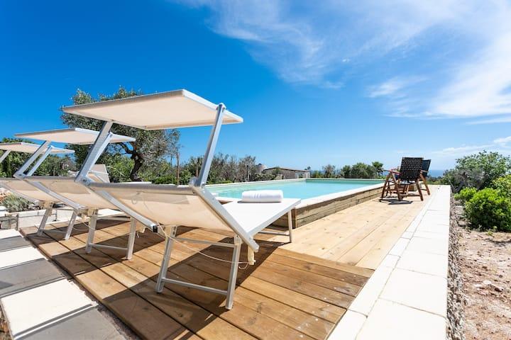 Villa Aurora with Pool