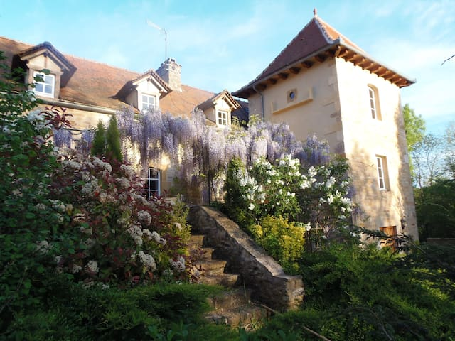 Country House with Pool - Villefranche-de-Rouergue