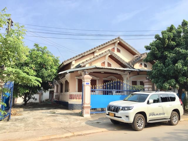 Private house centre of Savannakhet