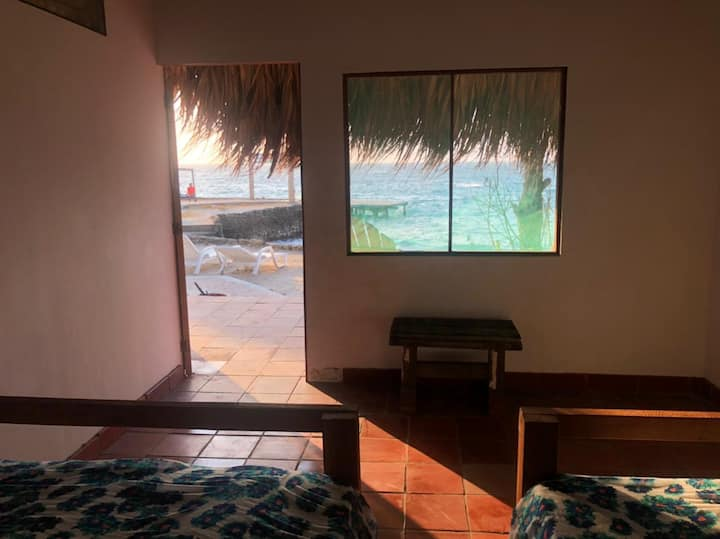 Hotel Sunsets del Rosario - Cabaña Margarita