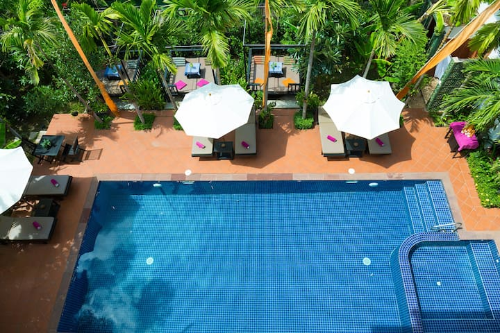 Areca Angkor Boutique Villa, Home away from Home - Krong Siem Reap - Boutique hotel
