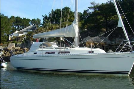 Alojamiento en barco Hanse 312