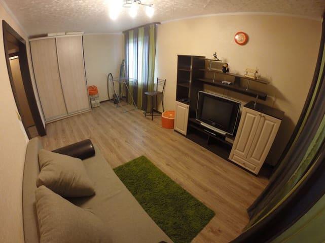 Отличная однокомнатная квартира - Naro-Fominsk - อพาร์ทเมนท์