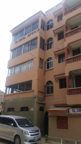 Global Africa Apartment &Hotel(Room4)