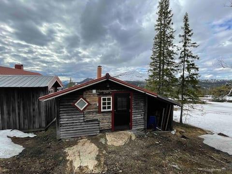 Unikt boende för 2 pers högt beläget i Åre Björnen