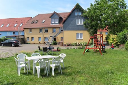 33 m² apartment Old Hüsung for 3 persons