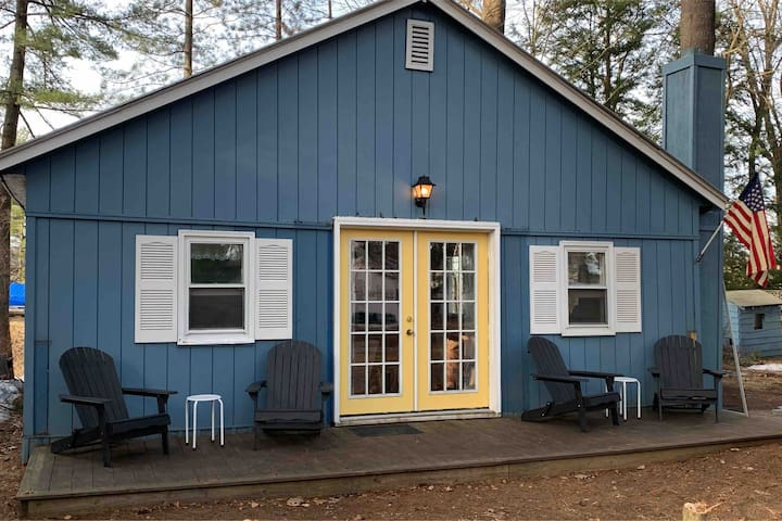 3 bed/ 2 bath Lake House on GSL in Adirondack Park