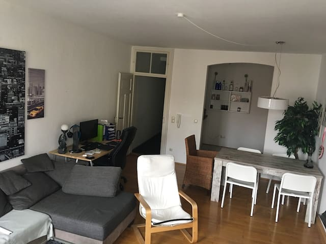 Übernachten in Top Lage - Landshut - Appartement