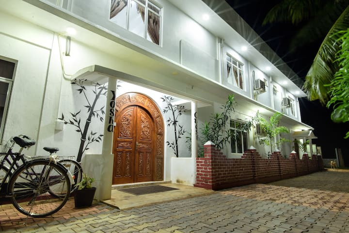 Yosha Guest House- Home Away from Home