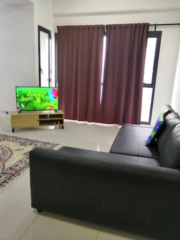 Living room & sofa bed