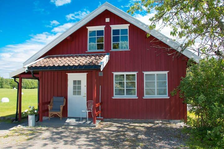 Praktisk leilighet på økogård - Drøbak